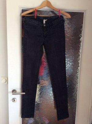 MANGO Jeans - schwarz/grau