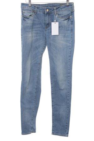 "Mango Jeans Skinny Jeans ""London"" stahlblau"