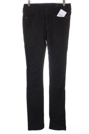 Mango Jeans Skinny Jeans schwarz Casual-Look