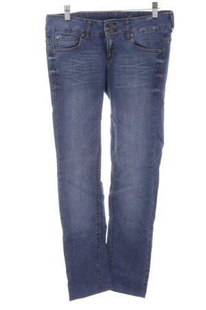 Mango Jeans Skinny Jeans stahlblau Casual-Look