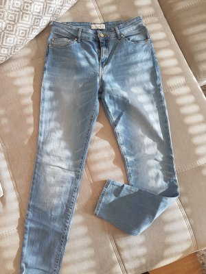 Mango Jeans Slim High Waist
