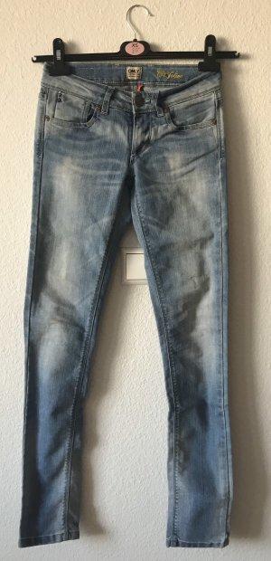Mango Jeans Slim Low Jolina W26/ L34
