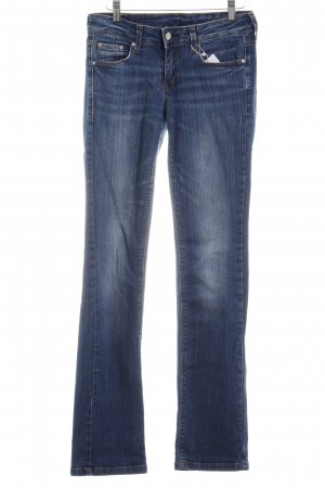 "Mango Jeans Jeans a gamba dritta ""Christy"" blu scuro"