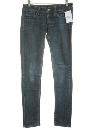 Mango Jeans Straight-Leg Jeans graublau Casual-Look