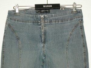 Mango Jeanshose Größe 34 ohne Taschen