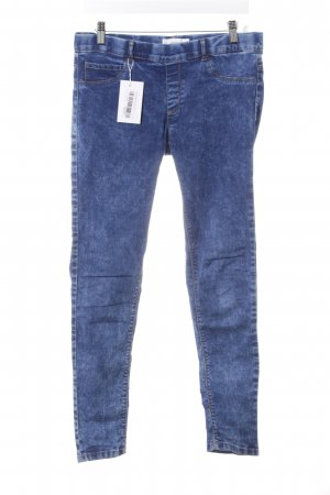 Mango Jeggings blu stile casual