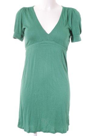 Mango Jerseykleid grün Casual-Look