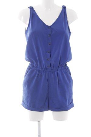 Mango Jumpsuit blau Casual-Look