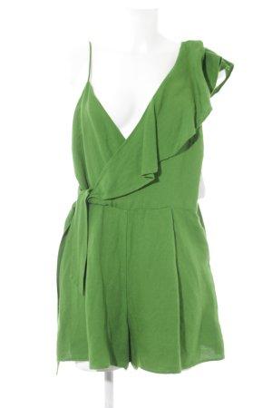 Mango Jumpsuit grün Casual-Look