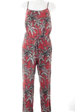 Mango Jumpsuit mehrfarbig Street-Fashion-Look