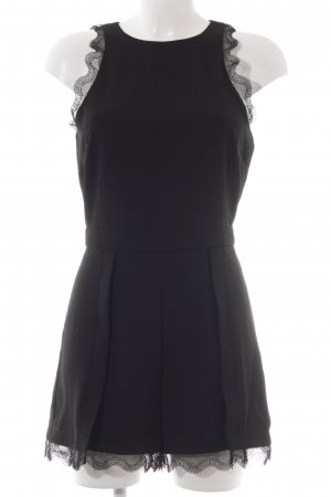 Mango Jumpsuit zwart elegant