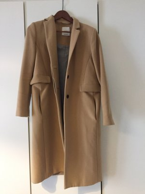 Mango Winter Coat multicolored