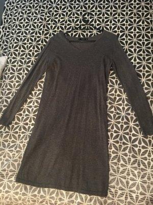 Mango Basics Sweaterjurk grijs