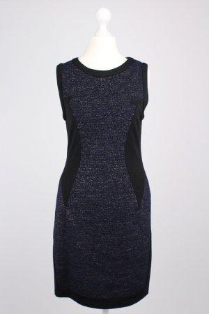 Mango Kleid blau Größe S