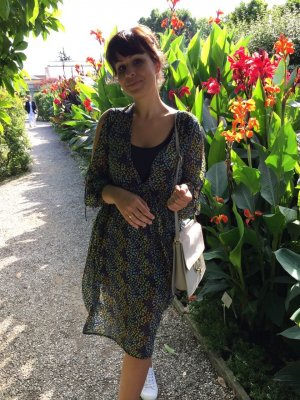 Mango Kleid Blümchen