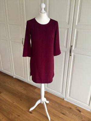 Mango Kleid Bordeaux burgundy S