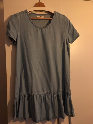 Mango Mini-jurk azuur