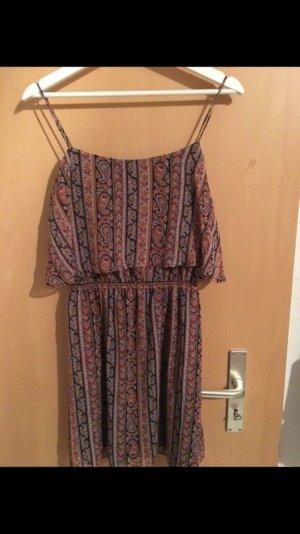 Mango ❤️ Kleid Herbst M Blogger Hippie Boho