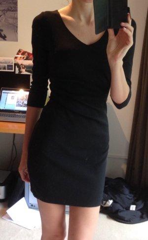 Mango Kleid kleines Schwarzes Gr S 36 Neu mit Etikett Collection