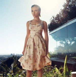 Mango Kleid Midi Blumenprint Scarlett