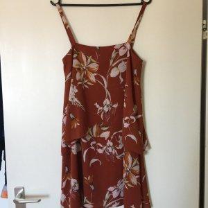 Mango Kleid mit Blumenmuster