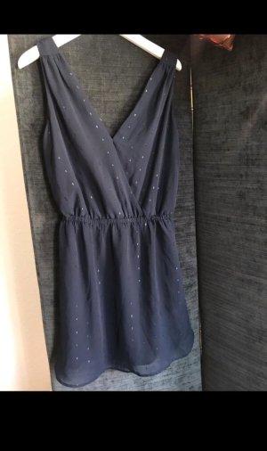 Mango Kleid mit Glitzer
