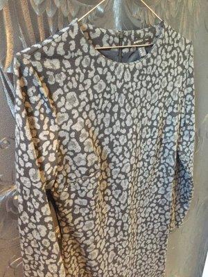 MANGO Kleid mit Leopardenprint