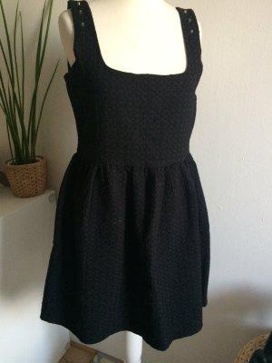 Mango Kleid MNG 38 M neu schwarz Sommer Frühling