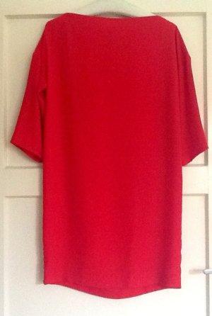 Mango Kleid rot kurz