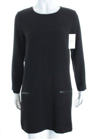 Mango Kleid schwarz klassischer Stil