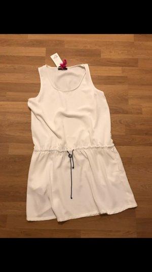 Mango Kleid weiß XL