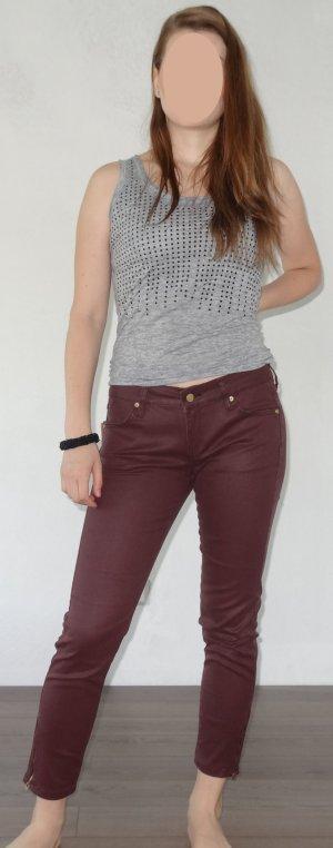 Mango Knöchel-Jeans neu