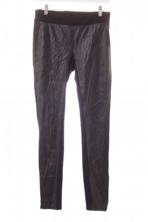 Mango Leggings schwarz Casual-Look