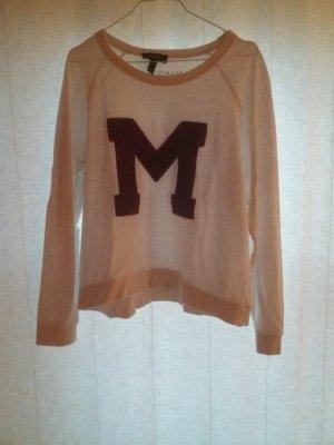 MANGO Logo-Sweater