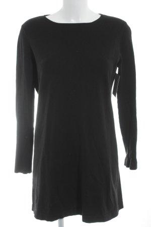 Mango Long Sweater black casual look