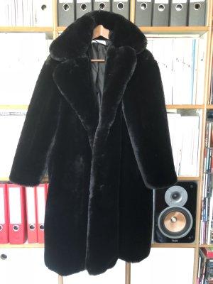 Mango Mantel Fake Pelz Fur Aktuelle Kollektion Gr. M/L