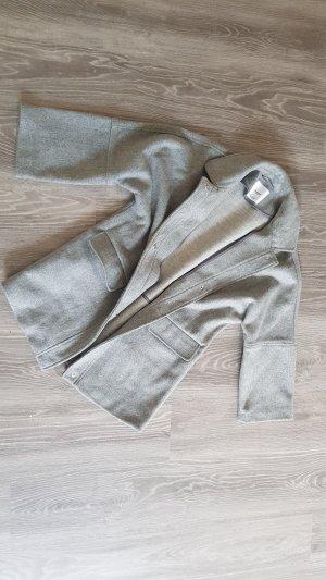 Mango Oversized Jacket light grey