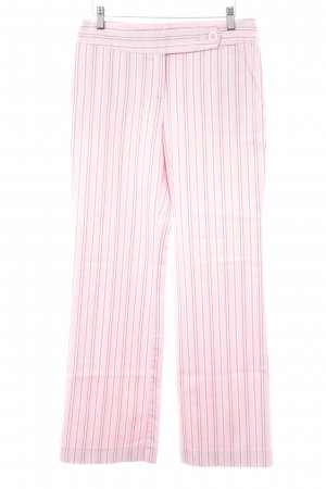 Mango Marlene Trousers striped pattern elegant
