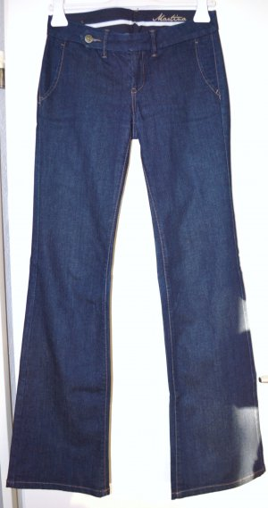 Mango Martina Jeans Gr. 34 Neu Cotton Blue Neu
