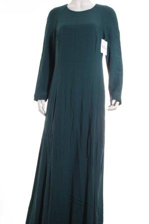Mango Maxi abito verde stile Gypsy
