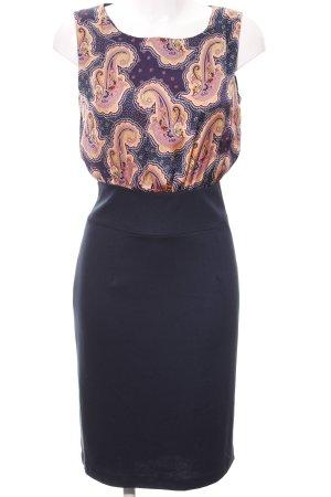 Mango Midi Dress embellished pattern elegant