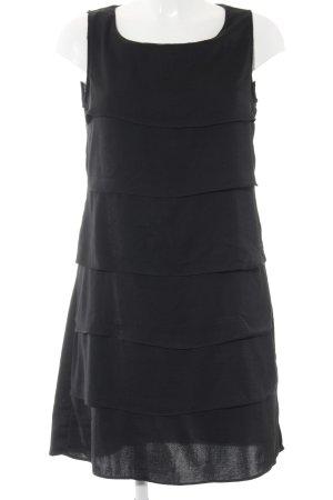 Mango Mini-jurk zwart casual uitstraling