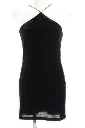 Mango Minikleid schwarz klassischer Stil