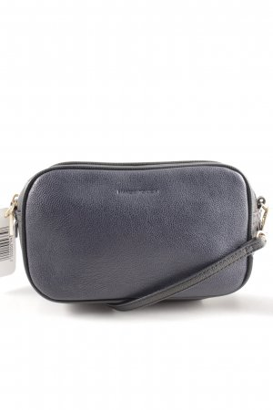 Mango Mini Bag black-dark blue street-fashion look