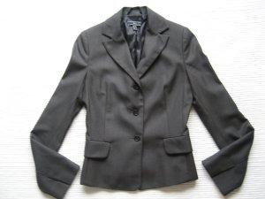 mango mng anzug blazer und hose business braun, gr. xs 34 neuwertig