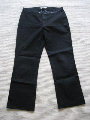 mango mng caprihose gr. s 36 jeans