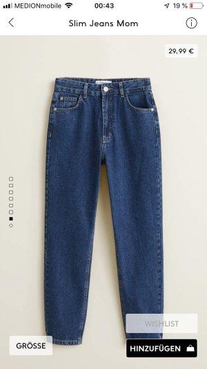 Mango Mom jeans