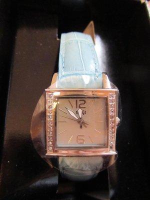 MANGO: Neue Uhr, Straßsteinchen am Gehäuse