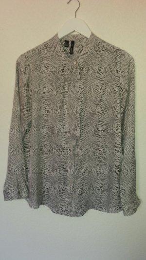 Mango - neuwertige Bluse - modische Details Gr. L