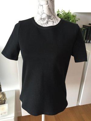 Mango Oberteil Shirt schwarz Gr S/M wie neu